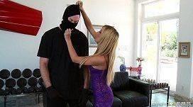 Amy Brooke dando o cu para o melhor amigo do marido
