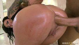 Video de sexo anal comendo o cu da Christy Mack