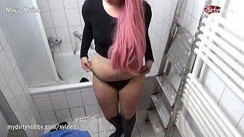 Porno tia tanaka dando no banheiro