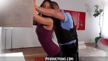 Imagens de sexo policial abusando da gostosa