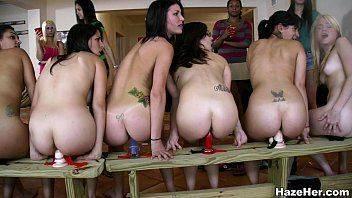 Competição de masturbação porno